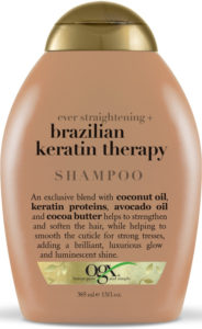 OGX Brazilian Hair Straightening Shampoo