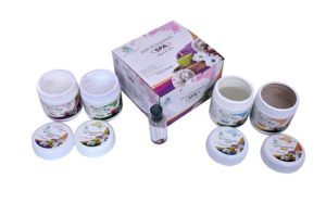 Vania Skin Polishing Spa Facial Kit