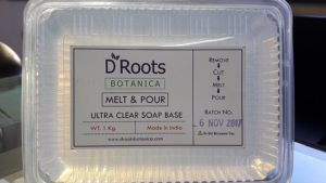 Roots D botanica ultra-clear soap
