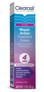 Clearasil Ultra Rapid Action Vanishing Acne Treatment Cream