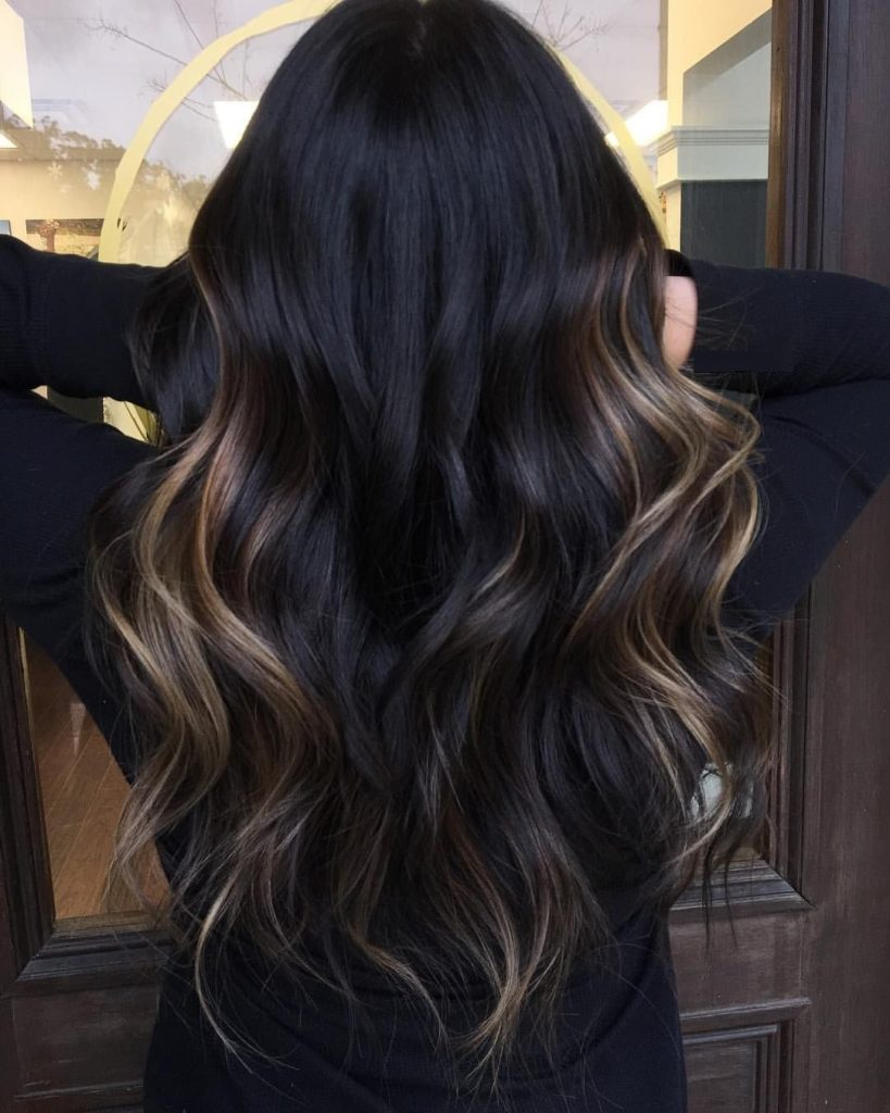 Dark Roast Balayage