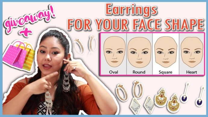Earrings and Your Face Shape