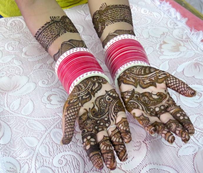 best bangle mehandi henna designs with photos