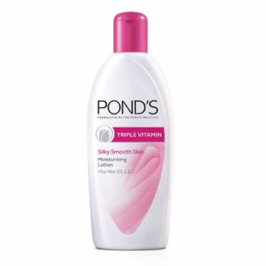 Ponds body lotion