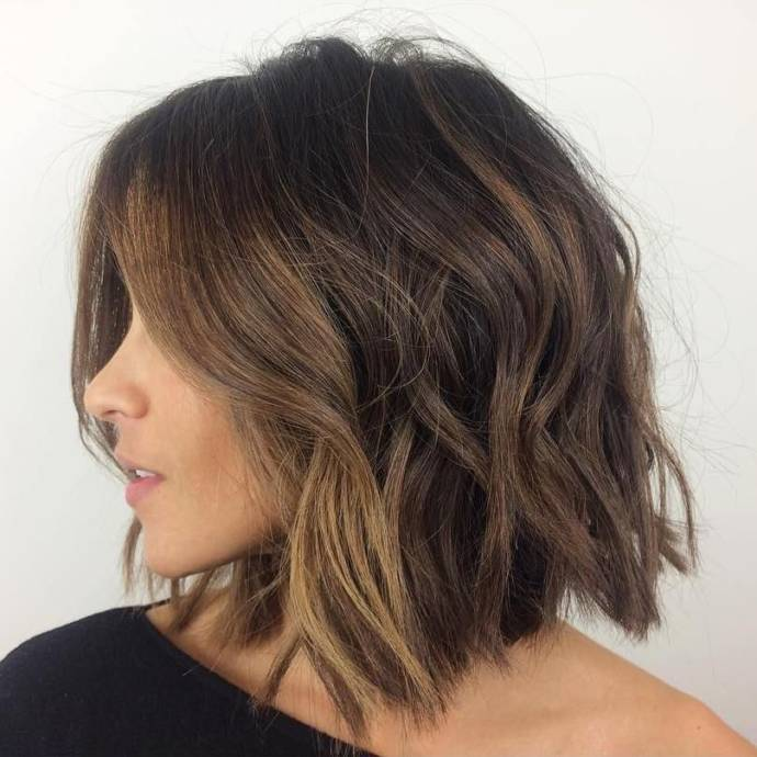 Latest Fashion Best Modern Short Hairstyles With Highlights And Lowlights
