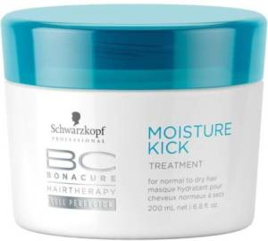 Schwarzkopf Professional BC Hair Therapy Moisture Kick Treatment 200ml