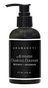 Shamanuti - Organic Activated Charcoal Cleanser (4oz)