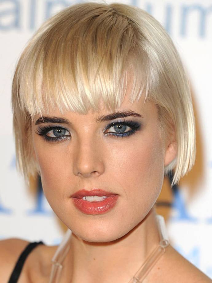 Short bob haircut ideas for square