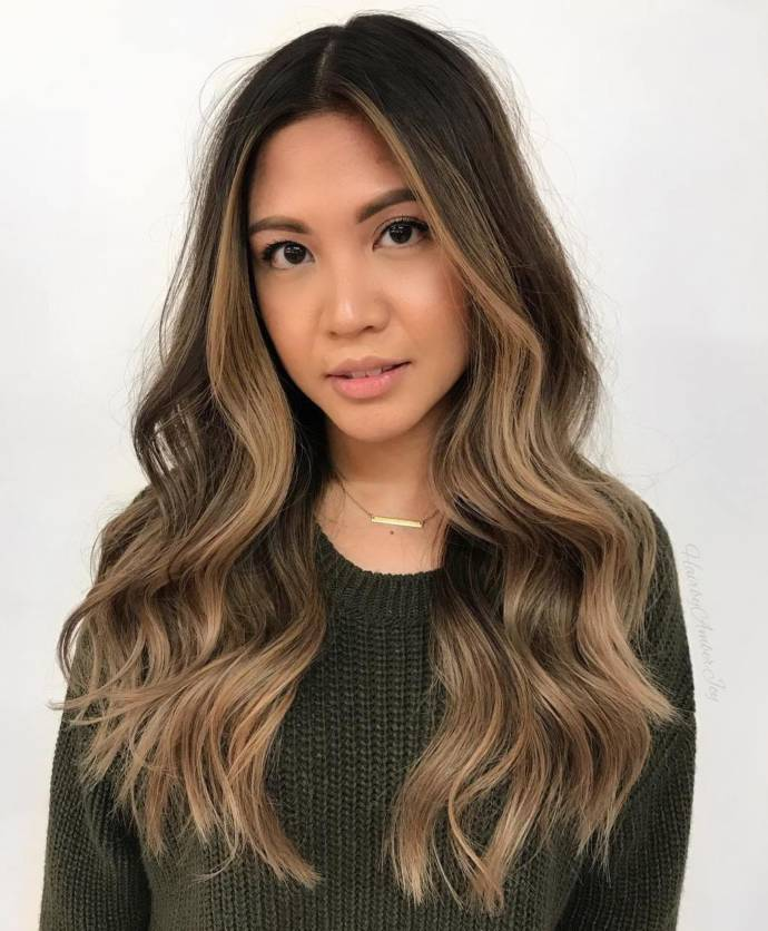Top Fabulous Ideas Dark Brown And Black Hairstyles With ...