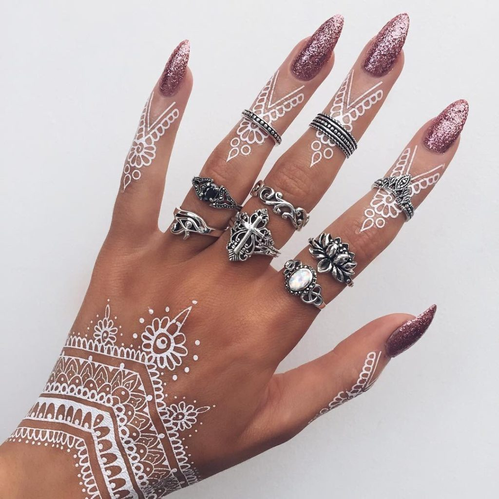 The beauty of the Bohemian design