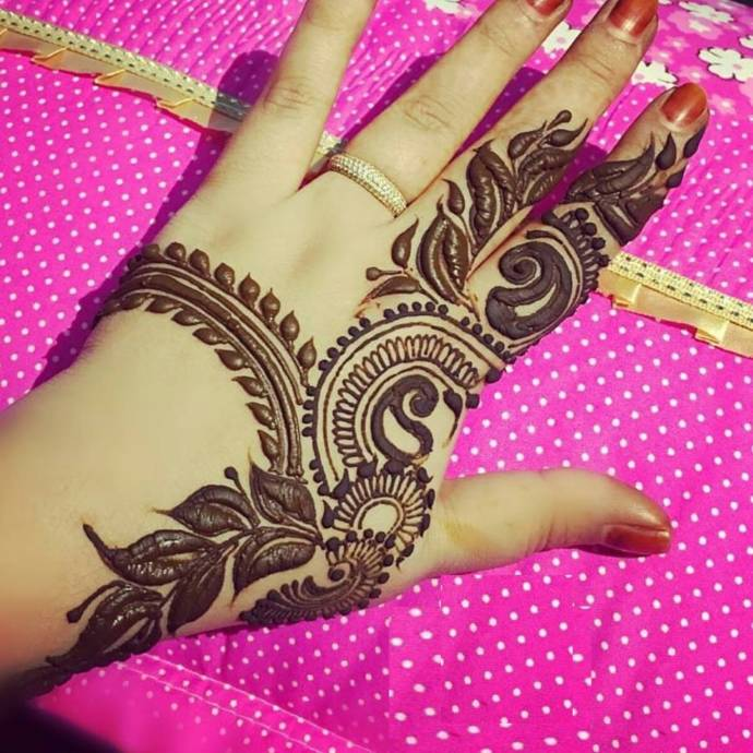 Top Marwari Henna Mehendi Designs