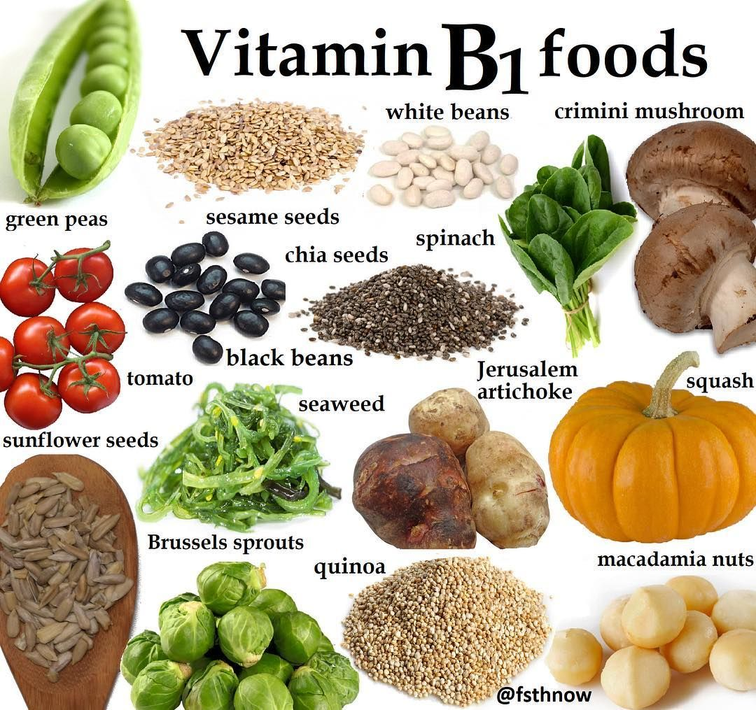 what is a b1 vitamin