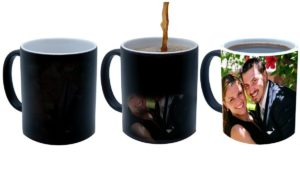 A Personalized Photo Mug