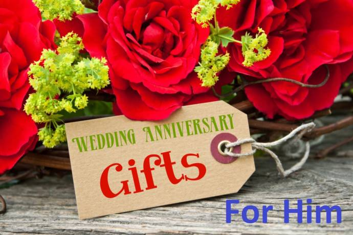 Wedding Anniversary Gifts For Him Ideas: Wedding Anniversary Gifting Ideas For Him