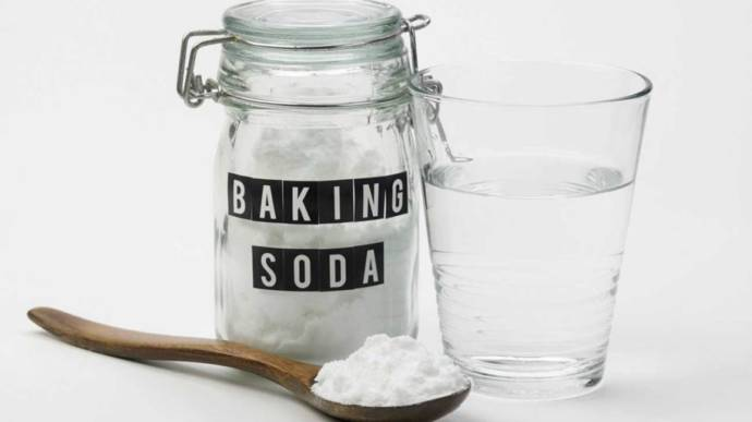 Baking soda solution to get rid of dark armpits