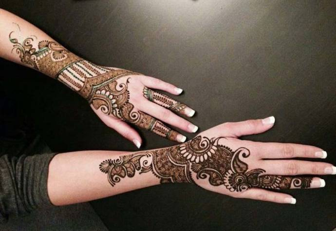 Beautiful-mehendi-design