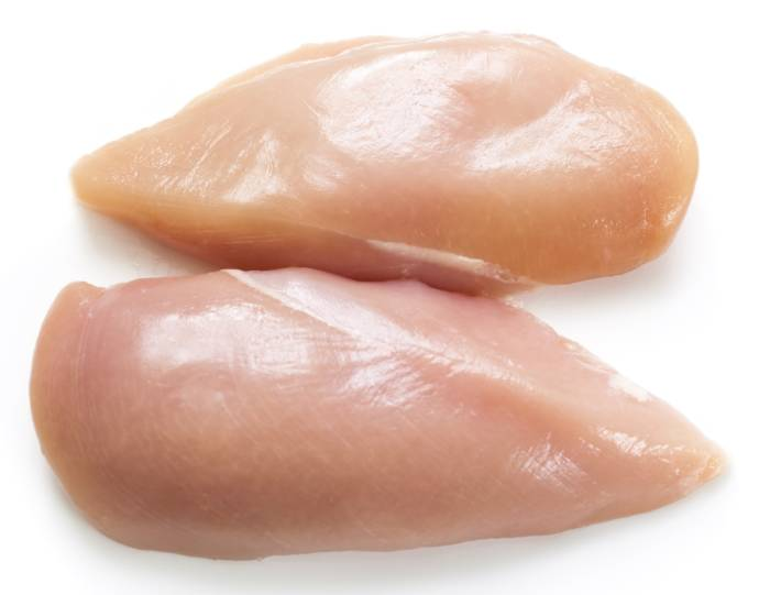 Best diet chicken breast to gain weight