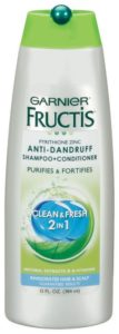 Garnier Fructis anti dandruff conditioner