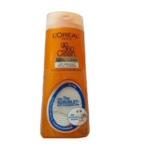 L'Oreal Go 360 Clean Ideal Clean Anti-Breakout Facial Cleansers