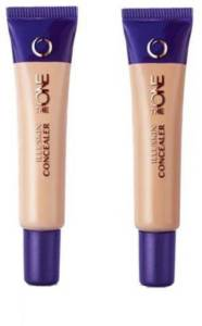Oriflamme the One llluskin concealer – fair light