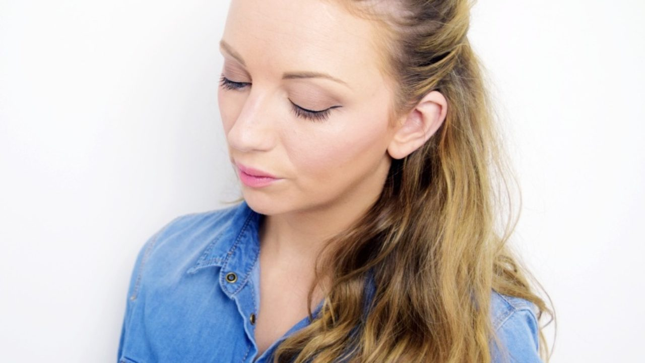easy hairstyles for college girls - simple hair style ideas
