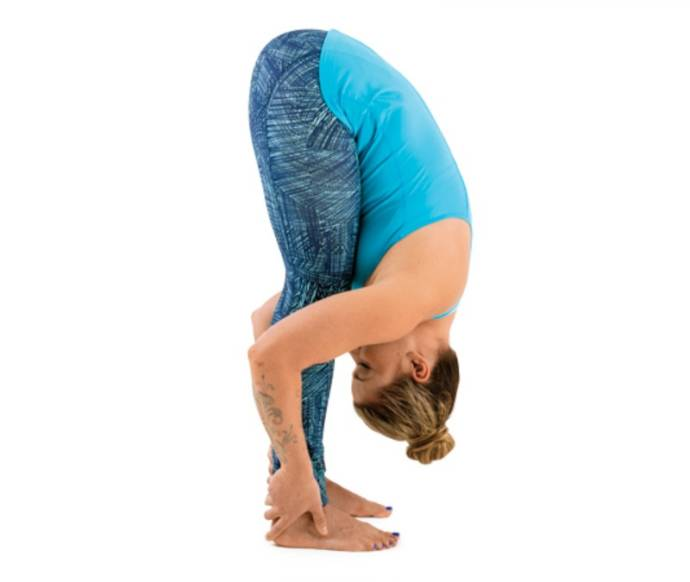 Utthanasana-exercise