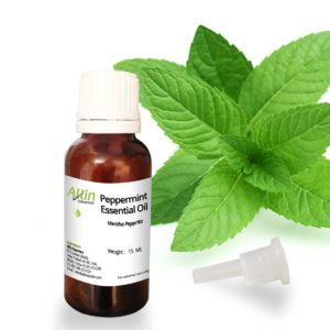 Application of Peppermint Essential Oil