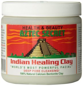 Aztec Secret Indian Healing Clay, deep pore cleansing facial