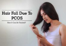 how to stop hair growth on face pcos