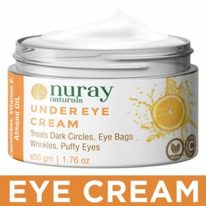 Nuray Naturals Vegan Eye Cream