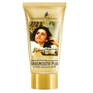 Shahnaz Husain Shasmooth plus almond under eye cream