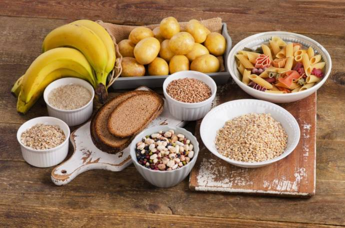 Carbohydrates that are healthy