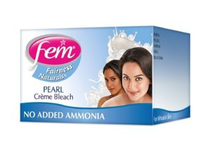 Fem Fairness natural pearl bleach