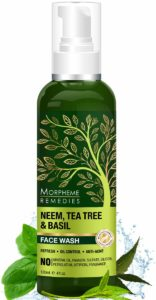 Morpheme Remedies Neem, Tea Tree & Basil
