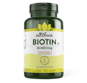 Satthwa Biotin Supplement