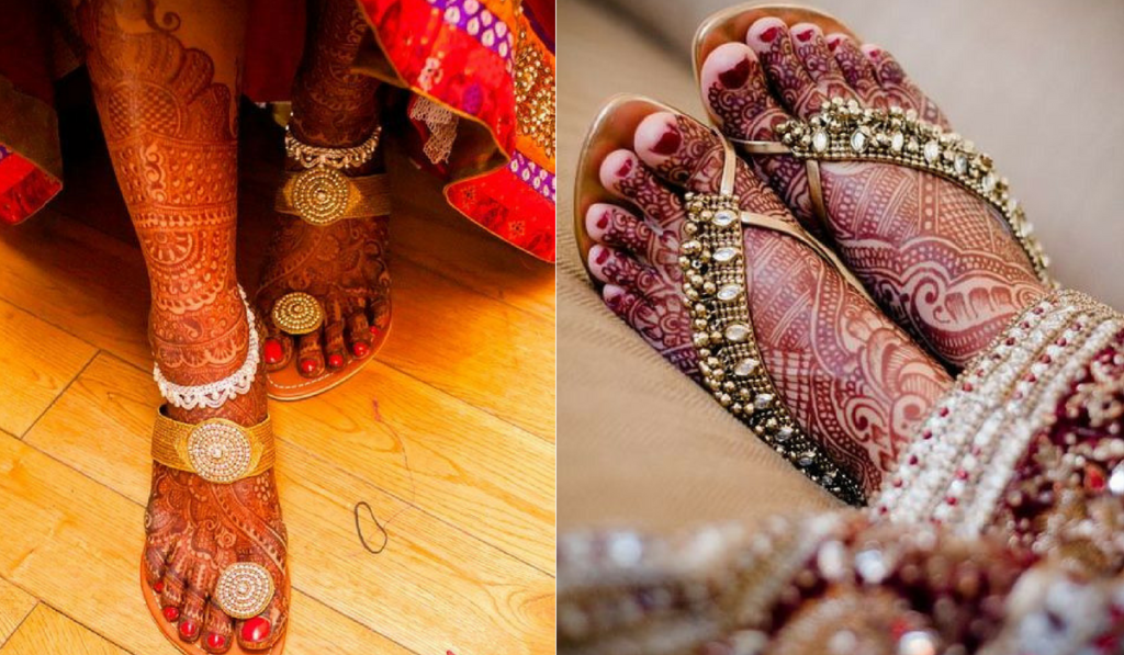 Bridal Traditional Mehendi