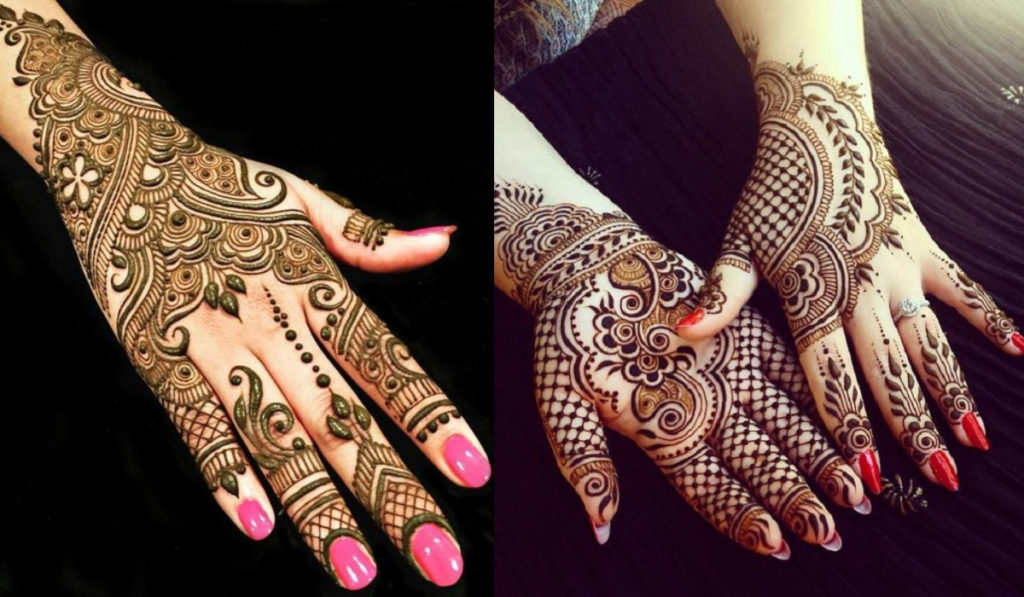 The hassle free mehendi