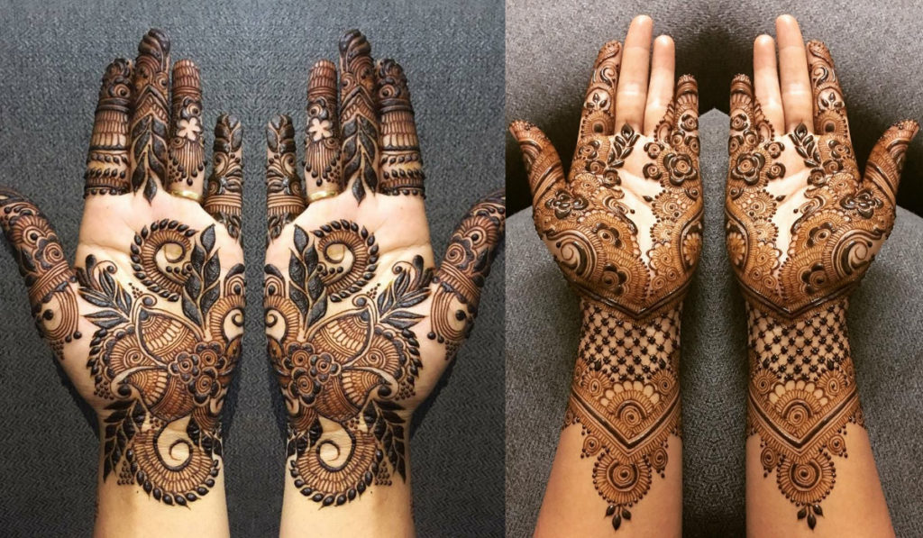 The short and shahi mehendi