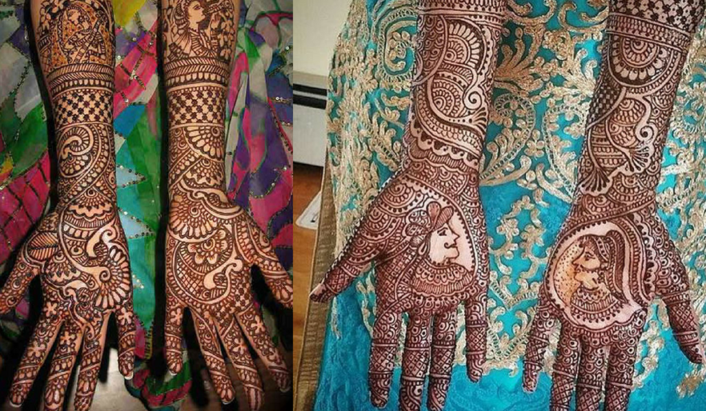 Traditional motifs at their best
