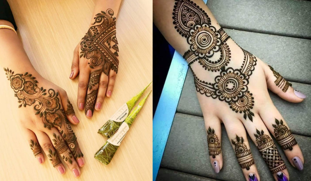 Work friendly mehendi