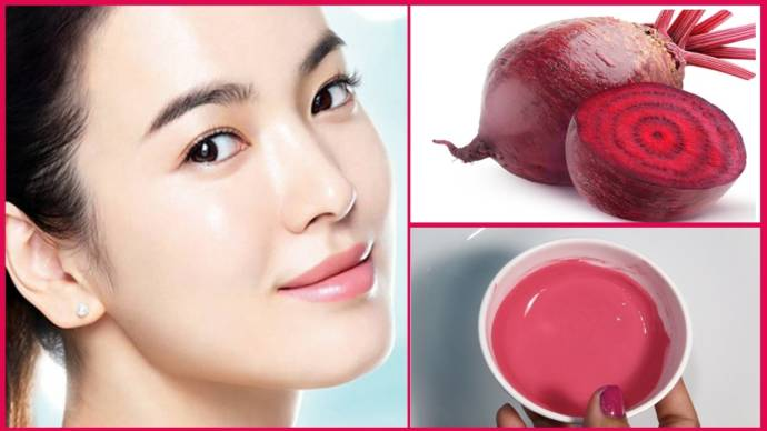Fairness With Beetroot / Beetroot For Skin Glowing 693