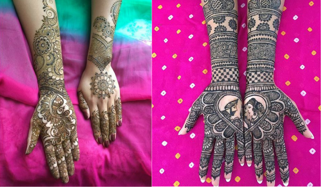 The Mehendi that has your heart