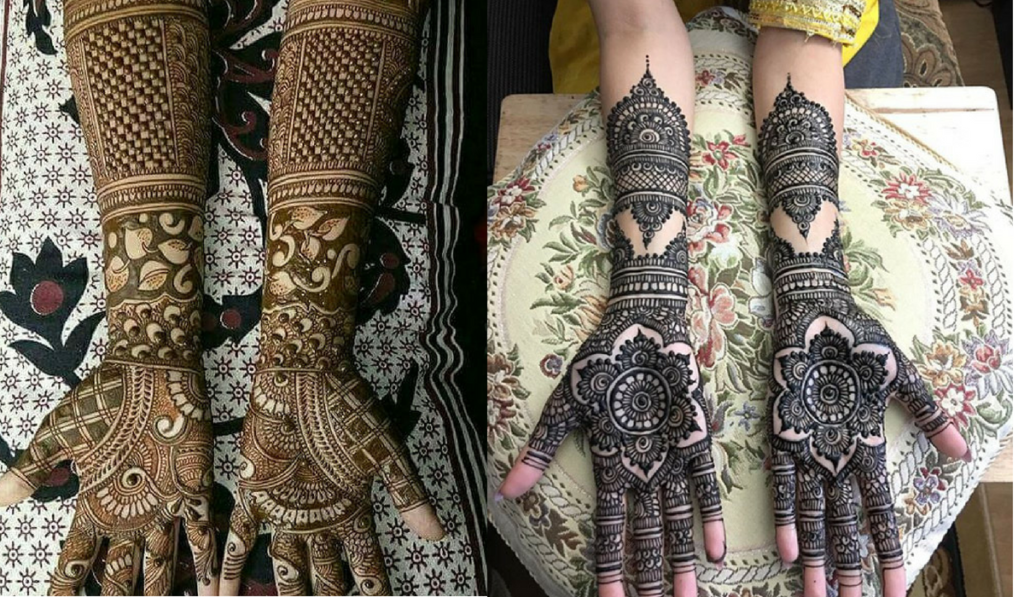 The complete patchwork package for both hands