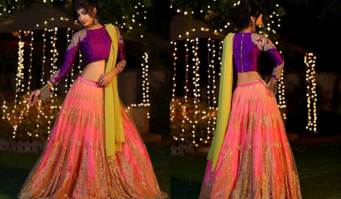 Lehenga Blouse Designs Latest Collection Of Lehenga Blouses