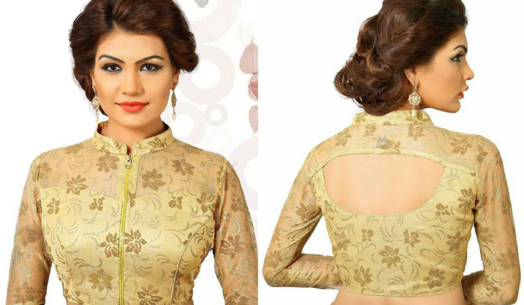 Princess Cut Blouse Designs Collection