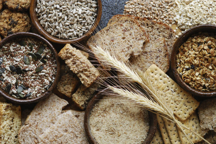 Opt for whole grains