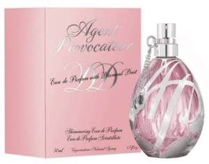 Eau De Parfum Spray with Diamond Dust