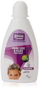 Jungle formula head lice shampoo