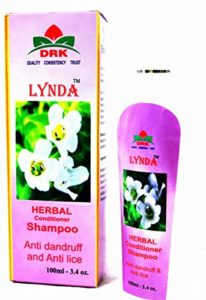 Lynda Herbal Conditioner Shampoo