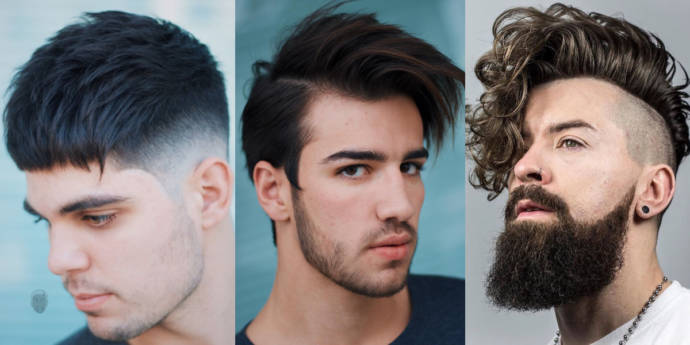 101 Best Men S Haircuts Hairstyles For Men 2019 Guide: Best Men's Latest Hairstyle & Haircut Trends 2019